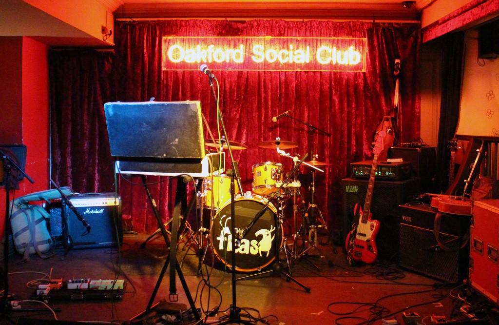 Aquedukt at the Oakford Social Club