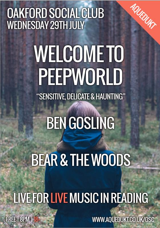 Peep+Ben+Bear