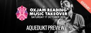 Oxjam 2015 Reading Takeover Preview