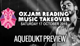 Oxjam 2015 Reading Takeover Preview